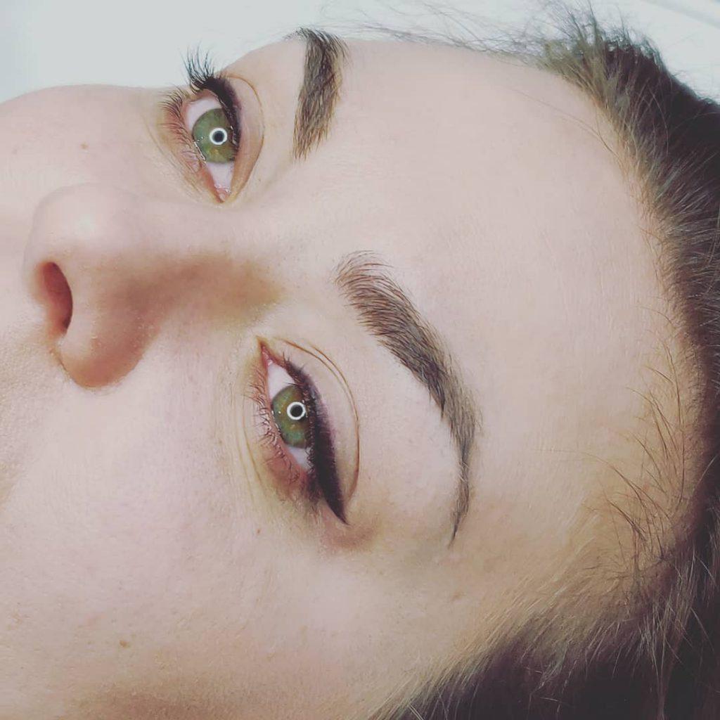 Eyeliner permanentny