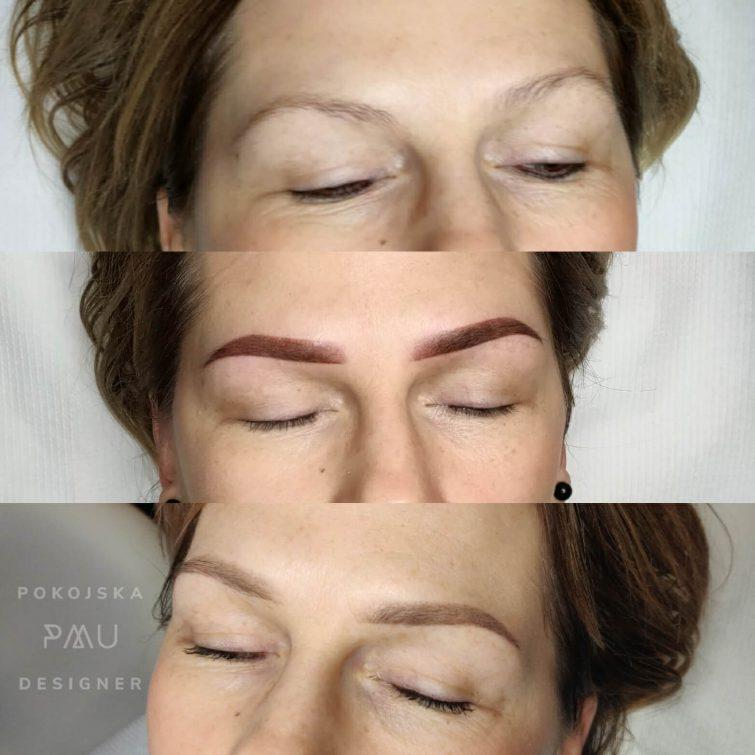 makijaż permanentny pokojska
