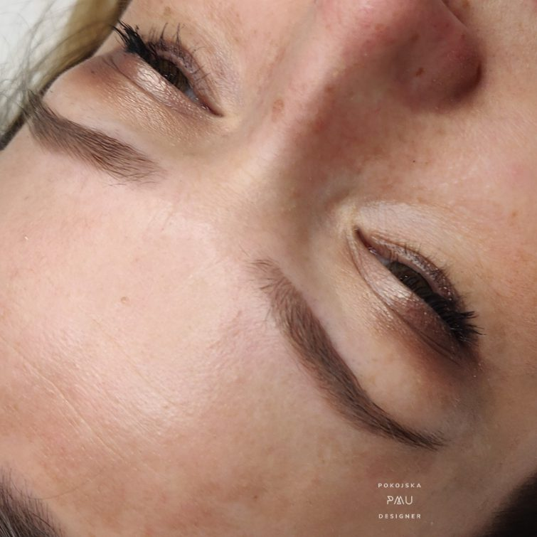 Makijaż permanentny brwi - pokojska.com